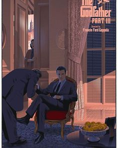 The Godfather part III by Laurent Durieux