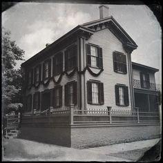 158. Lincoln Home. #6/7/15 #greatweekendgpabday