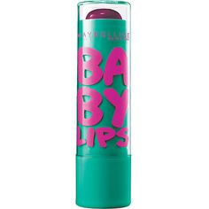 Maybelline Baby Lips Moisturizing Lip Balm - Grape Vine *Not a fan of this formula and I was hoping it would show up more than it does.*