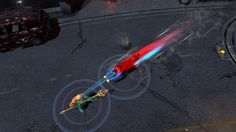 Infinite Crisis появилась в Steam