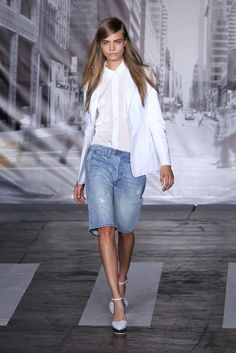 The Best of: DKNY Wiosna Lato SS2013. Mercedes Benz Fashion Week New York SS 2013