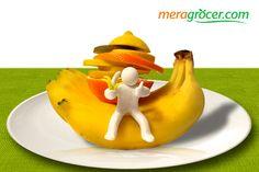 = of VitaminC Online Supermarket, Vitamin C, Health Tips, Banana, Yummy Food, Fruit, Recipes, Delicious Food, Recipies