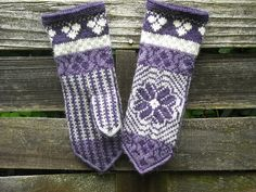 Ravelry: Folklore 2 pattern by Solveig Larsson