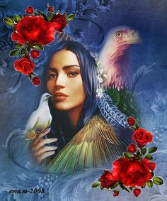 Native American Pictures, Native American Artwork, Native American Symbols, Indian Pictures, Wolf Pictures, Native American Women, American Indian Art, Native American History, Native Indian