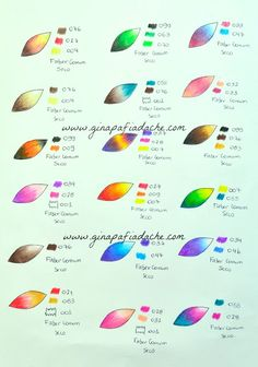 〖Enchanted Forest, Secret Garden color of lead〗 gradient fill tutorials Tuto. - Step by Step - 〖Enchanted Forest, Secret Garden color of lead〗 gradient fill tutorials Tuto. Coloring Tips, Colouring Pages, Adult Coloring Pages, Coloring Books, Leaf Coloring, Colored Pencil Tutorial, Colored Pencil Techniques, Colores Faber Castell, Secret Garden Colouring