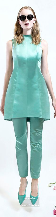 Katie Ermilio Collection Spring 2015 | House of Beccaria~