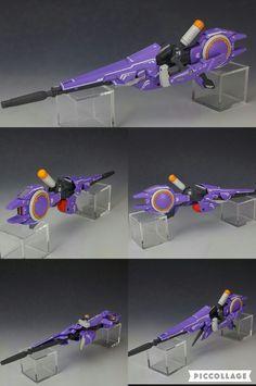GUNDAM GUY: HG 1/144 Gubeley REVIVE [GYABELEY] - Customized Build