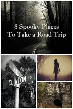 Olivia Stocum, Adventures in Historical and Paranormal Romance. Spooky Places, Haunted Places, Abandoned Places, Haunted Houses, Haunted Towns, Ghost Towns, Oh The Places You'll Go, Places To Travel, Travel Destinations