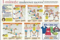 Seventeen Workouts