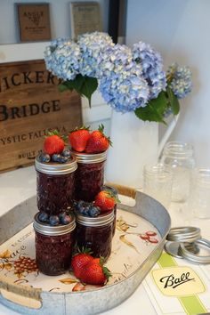 My New Favorite Summer Hobby: Canning with Ball® Mason Jars