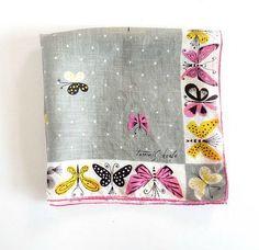 modflowers: handkerchief designed by Tammis Keefe