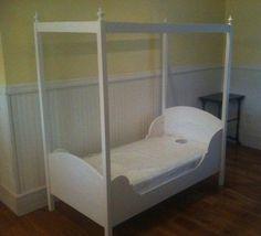 Lydia Toddler Bed | Ana White
