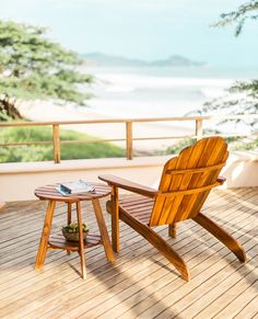 These Adirondack chairs are classics. Pure Adirondack style built from the finest tropical hardwood by hand. Made from either Teak or Ipe. Rustic Outdoor Furniture, Rustic Chair, Rustic Decor, Comfortable Outdoor Chairs, Teak Adirondack Chairs, Wood Accents, Handmade Furniture, Backyard, Patio