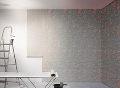LED Wallpaper | This will change the mood and environment of any room.