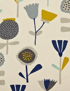 flowers (John Lewis - printpattern)