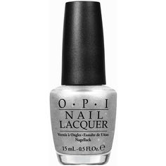 Opi By The Light Of The Moon ($27) ❤ liked on Polyvore featuring beauty products, nail care, nail polish, beauty, nails, silver glitter, womens-fashion, opi nail color, silver glitter nail polish and silver nail polish