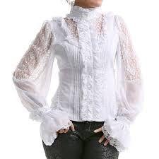 Картинки по запросу blusas victorianas