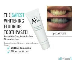 It's My Party: Review - NuSkin AP24 Whitening Toothpaste