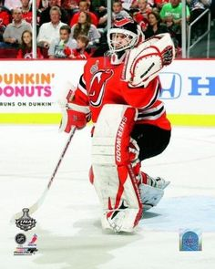 1b60abb93 Martin Brodeur Game 2 of the 2012 Stanley Cup Finals Action Photo Print (11  x 14)