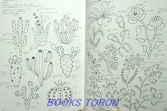 Brand NEW Yumiko Higuchi'S 12 Months Embroidery Japanese Craft Pattern Book   eBay