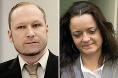 """Anders Behring Breivik e Beate Zschäpe mostrano da anni, dietro le sbarre in isolamento assoluto, la medesima distanza dall'emotivo. Breivik si è rivolto alla terrorista tedesca chiamandola """"sorella""""."""