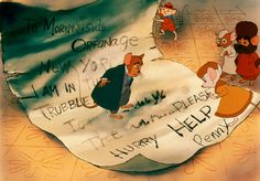 *THE RESCUER's ~ There are also several other mice-male mice - who are jumping up and down to volunteer with Miss Bianca to go save the little girl Disney Pixar, Disney Mouse, Disney Animation, Animation Movies, Disney List, Old Disney, Disney Fanatic, Disney Addict, Disney Souvenirs
