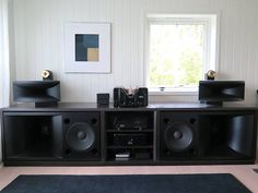 end Audio room Interior design may be the art and science of enhancing the