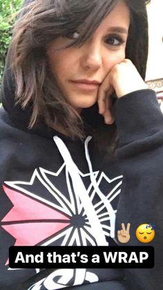 Nina Debrov, T Shirts For Women, Cute, Vampire Diaries, Hairstyles, Fashion, Haircuts, Moda, Hairdos