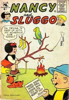 Nancy and Sluggo 138