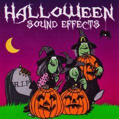 Halloween Sound Effects (cd) Halloween Sound Effects, Halloween Sounds, Halloween Party Games, Halloween Candy, Scary Sounds, Horror Comics, Halloween Pictures, Comic Books, Portal