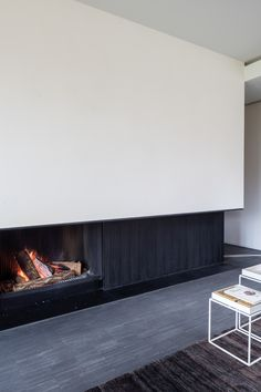 KNOWHOW - Detail - Bosmanshaarden - Fire + places