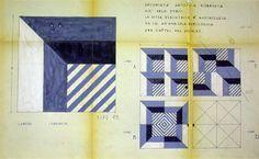 gio ponti | geometric patterns » Innerspace Interior Design LLC