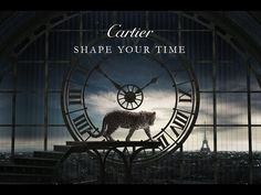 Cartier - Shape Your Time