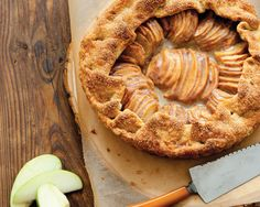 How to Create an Apple Galette Perfect for Fall