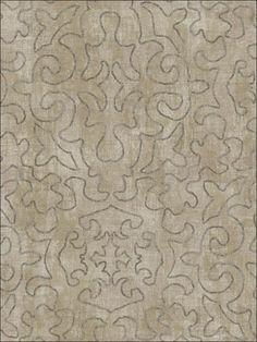 wallpaperstogo.com WTG-095746 Sandpiper Studios Transitional Wallpaper