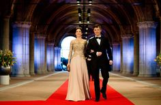 """Danish crown prince couple Mary and Frederik: """"He will become king when I am no longer here."""""""