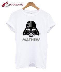 Star Wars Darth Vader Birthday T-shirt Darth Vader T Shirt, Modern Fashion, Star Wars, Birthday, Mens Tops, How To Wear, Shirts, Outfits, Women