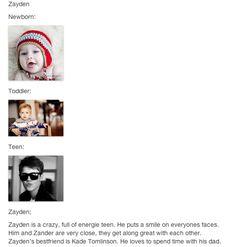 1D imagine  Your kids  Louis <3Juli<3 | imagines | One direction