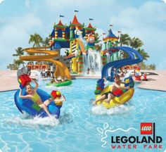LegoLand WaterPark in FL