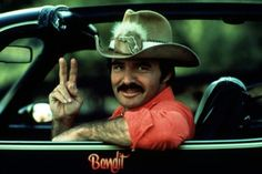 Smokey and the Bandit, brings back memories of growing up in the 70s.