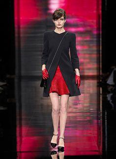 ジョルジオ アルマーニ プリヴェ(GIORGIO ARMANI PRIVÉ) Haute Couture 2014AWコレクション Gallery30