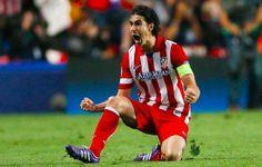 Tiago de saída do Atlético de Madrid