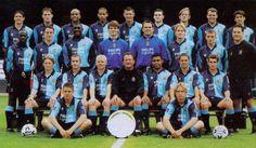 Away, Patrick. Cambridge United Fc, Team Photos, Football Shirts, The Unit, Inspiration, Biblical Inspiration, Team Pictures, Football Jerseys, Soccer Jerseys