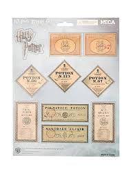 """Résultat de recherche d'images pour """"etiquette potion harry potter"""""""