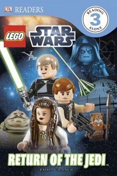 ER STA. Retells the story of the iconic science fiction film through LEGO figurines as Yoda, Luke Skywalker, Han Solo, and Princess Leia battle against Darth Vader as he attempts to end the rebellion with the powerful Death Star.