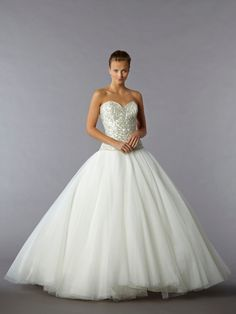 Kleinfeld Wedding Dresses Intended For Kleinfeldbridal Danielle Caprese Bridal Gown 32777773