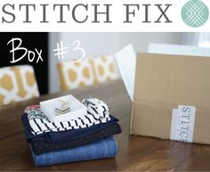 Stitch Fix Review #3 - Stitches and Press