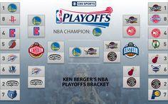 2016 NBA Playoff Brackets: Warriors unanimous champs among experts - CBSSports.com