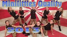 Spain HipHop Championship | Minilittles Quality | Cambrils 2013 - YouTube