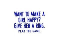 who wants a wedding ring when you can have a ringette ring? Sport Craft, Kids Sports, Sports Wall, Sport Body, Sport Quotes, Sport Wear, Winter Sports, My Passion, Make Me Happy